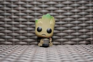 marvel groot funko pop